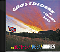CD Ghost Riders of Southern Rock